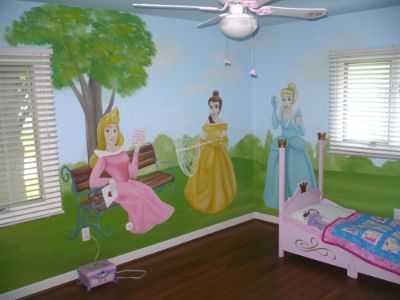 Decoración de Princesas para habitación de niña | Planeta Niñas