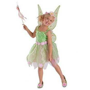 el segundo modelo es un pack de disfraces de hadas y depender de si tu nia quiere disfrazarse de una hada de disney con el traje rosado o con el traje