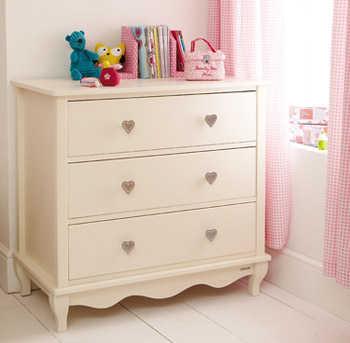 Muebles b sicos para el cuarto de las ni as by aspace - Comoda para habitacion ...