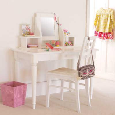Muebles b sicos para el cuarto de las ni as by aspace - Hacer tocador para nina ...