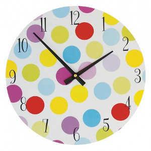 Lindos relojes de pared para habitaci n de ni as planeta - Reloj pintado en la pared ...