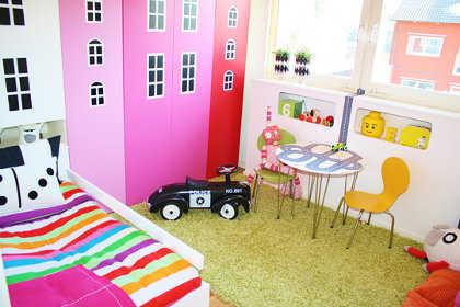 Habitaciones perfectas para ni as 5 propuestas geniales for Decoracion habitacion nina de 8 anos