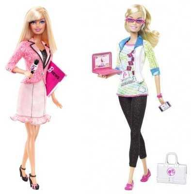Deja volar la imaginación de tu niña con los modelos de Barbie