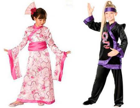 disfraces de karate para ninos