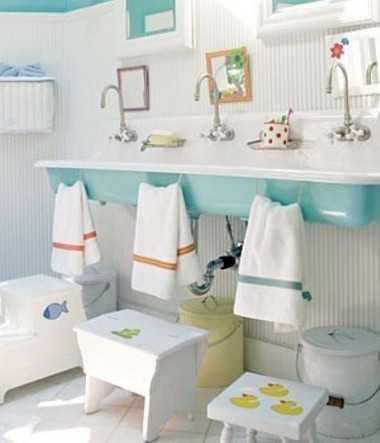 Decoraci n y seguridad lo que no debe faltar en el ba o for Family friendly bathroom design ideas