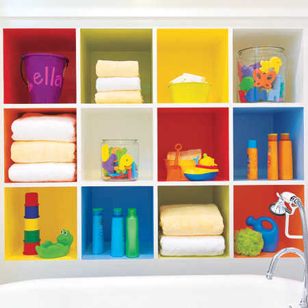 Decoraci n y seguridad lo que no debe faltar en el ba o for Muebles para preescolar