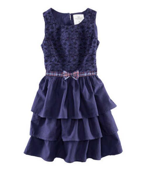 c47238810 Vestidos para niñas: Colección verano 2013 | Planeta Niñas